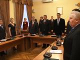 I Sesja Rady Powiatu